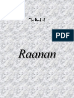 Book of Raanan