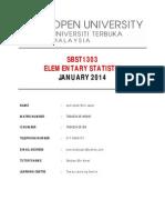 Elementary Statistik