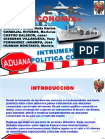 instrumentos de politica comercial