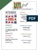 Periodico Escolar El Rayo