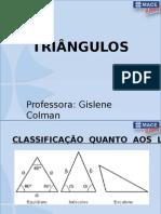 Triângulos- 8 Ano