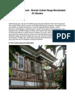 Jual Rumah Murah - Rumah Coklat Harga Bersahabat Di Cibubur - www.rumahku.com