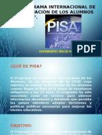 Programa Internacional de Evaluación de Los Alumnos
