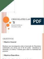 CHOCOLATES LAS nani´s