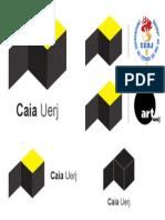 Logo Caia Uerj Cores