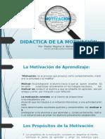 Didactica de La Motivación