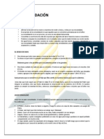 Manual Retención y Consolidación