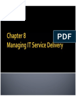 Bab 8 (Managing IT Services Delivery)