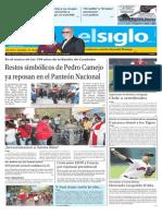 Edición Impresa El Siglo Jueves 25-06-2015