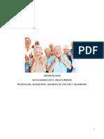Adulto Mayor y la Interacción Social