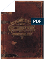 History of Sandusky County Ohio 1882