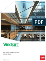 Architectural Glass Specifiers Guide