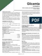Glicemia Enzimatica Sp