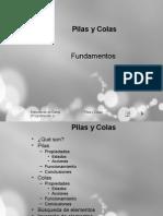 Pilas y Colas en C++