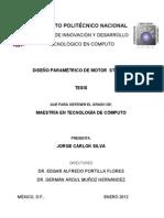 Diseño Paramétrico de Motor Stirling - Mexico