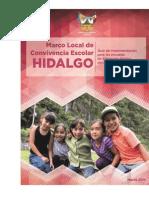 Marco Local de Convivencia Escolar Hidalgo
