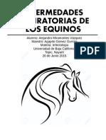 Infectologia Enfer Resp Equinos(Alejandro Miramontes)
