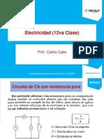 Electricidad (12va Clase)