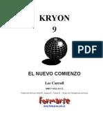 Kryon - Libro 9 - El nuevo Principio