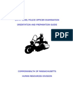 Police Officer Exam Guide(1)