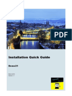 Demo21 Installation Quick Guide