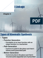 Analytical Linkage Synthesis