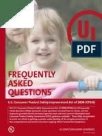 CPSIA 2008 FAQs 112012