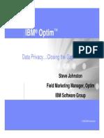 IBM Optim