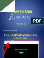 How to Use Animoto.pdf