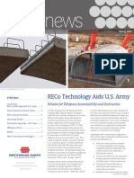 Reco Newsletter Spring 2012