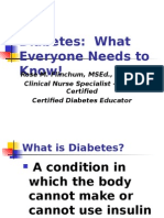 Diabetes Community 2009