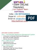 Sapemw  online training
