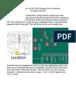 2199551 Kit Instructions