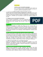 Chiavenato - Exercícios Cap 4 5 e 7