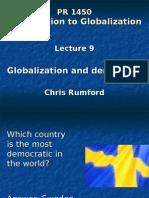 Globalization and Democracy (1)