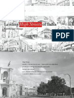 Leading High Streets of India