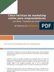 5 Tacticas de Marketing Online Para Emprendedores Ivan Bedia