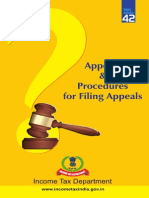 Appeal Procedure Income Tax