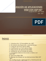 Programación de Aplicaciones Web Con ASP.net