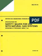 Bgc Ps v5-001 Safety Valves