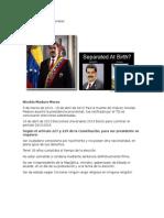 Poderes Públicos Nacionalesexposicion