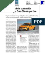 """RENAULT CLIO R.S. 200 EDC NO """"OJE"""""""