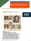 Documentos de Historia de España  Causa General
