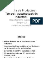 Formacion Automatizacion Basada en PC Industrial