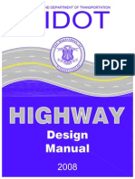 RIDOT Highway Design Manual