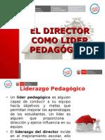Director Como Lider Pedagógico