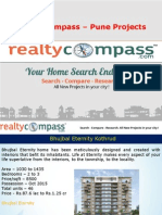 Top Projects in Pune by Realty Compass