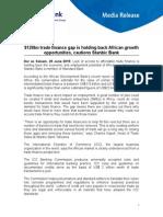 Trade Finance Gap Release