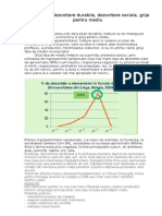 Proiect Sisteme dezvoltare durabila