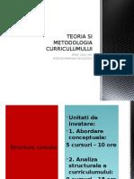 Puteoria Si Metodologia Curriculumului